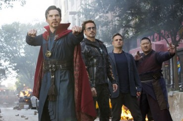 Ticket Presales for 'Avengers 3′ Quickly Surpass 210,000