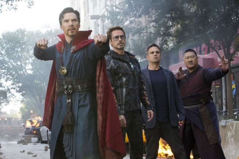 'Avengers 3′ Breaks All-time Opening Day Record in S. Korea