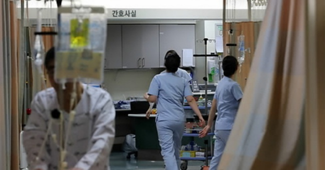 All nursing school positions were filled this year, while drone courses proved a hit, with admissions reaching 93 percent, up 23 percent year-on-year. (Image: Yonhap)