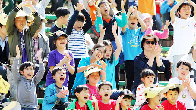 Moon Vows Increased Support for Child Rearing