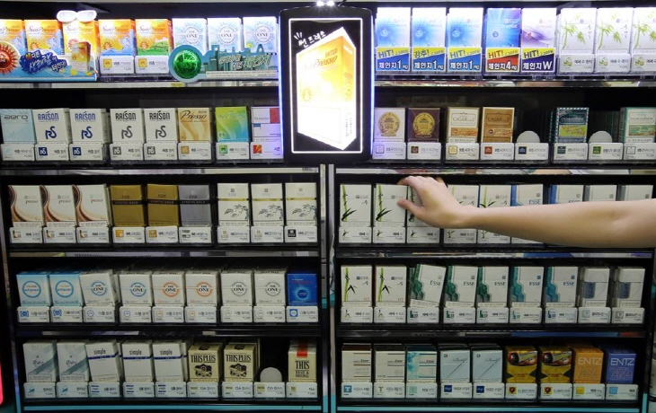 South Korean Government to Regulate Flavored Cigarettes
