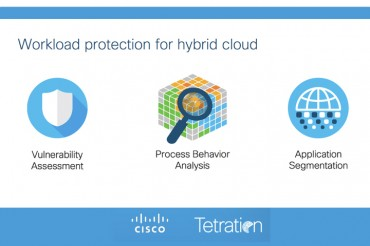 Cisco Tetration Workload Protection Extended with New Options: SaaS and Virtual Appliance