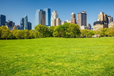 Summers Shorter in Greener City Areas