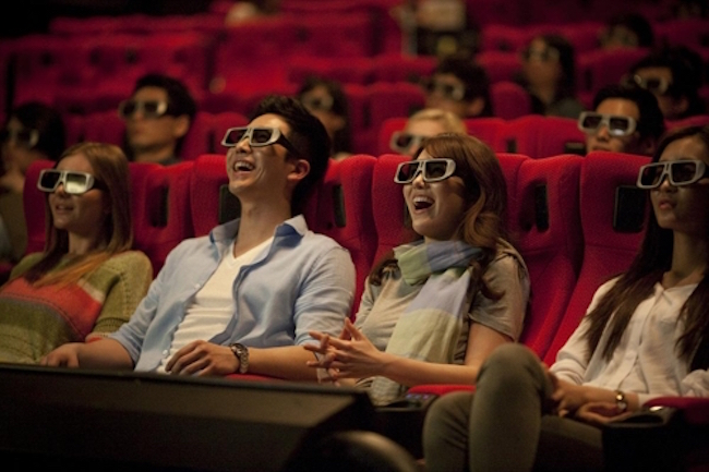 South Korean movie theater chain CJ CGV has opened its 500th 4DX theater at a cinema operated by French counterpart Pathé located in Thiais, a commune in the Parisian suburbs. (Image: CJ CGV)
