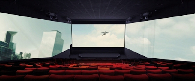 Developed by CJ CGV's subsidiary CJ 4DPLEX, theaters with 4DX technology support physical stimuli such as moving seats, wind, fog, rain and scents that are generated in accordance with the content displayed on the movie screen.