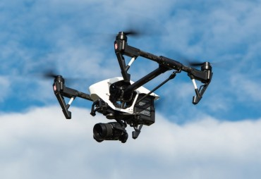 Goyang Turns to Drones For High-tech Monitoring