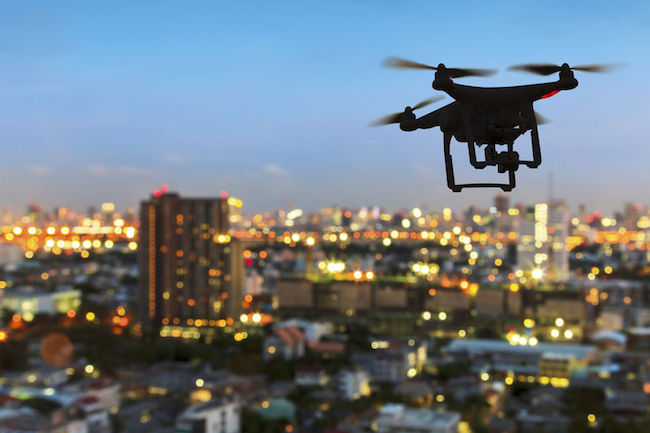 Regulations Eased for Drones Operating in the City
