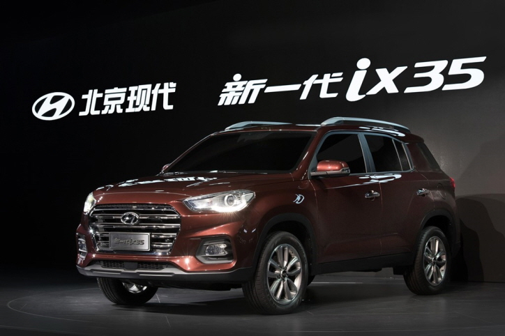 Hyundai SUV Sales Picking Up in China