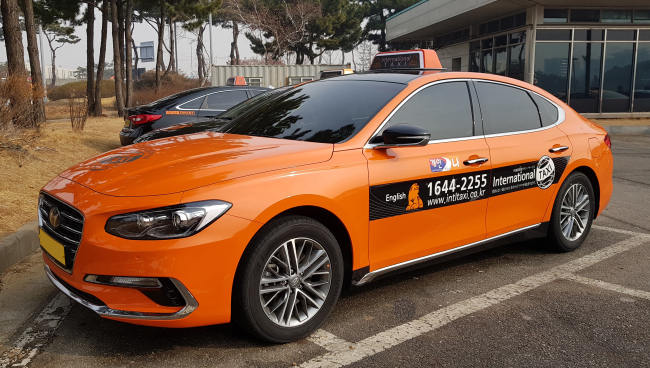 Seoul Withdraws Financial Support for Int'l Taxis Averaging 0.9 Fare Per Day