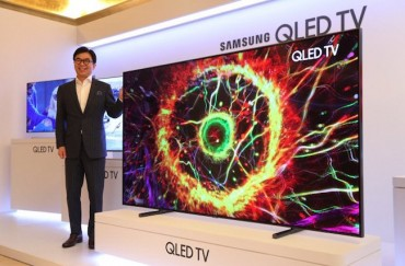 Sales of Samsung QLED TV Grow Sharply in U.S.