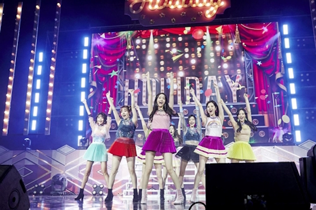 Media outlets of the United Arab Emirates have offered extensive coverage of a recent K-pop gala concert thrown by SM Entertainment, South Korea's largest entertainment agency, last week in Dubai. (Image: Yonhap)