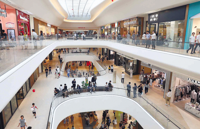 Murky Future for Large Shopping Complexes