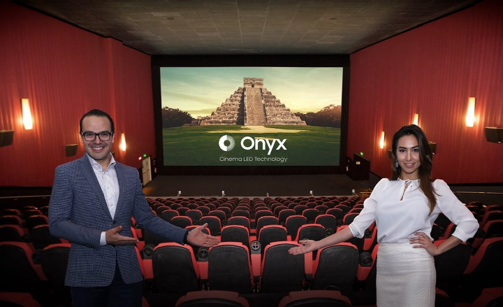 Samsung to Supply Onyx Cinema LED Solution to Latin America