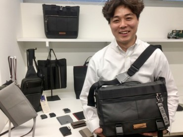 Social Enterprise Upcycles Leather from Car Seats into Quality Bags