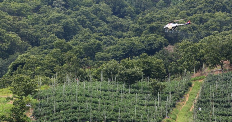 Big Data, Drones to Safeguard Forests