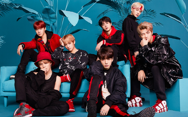 BTS Becomes First Group to Top Key Billboard Chart