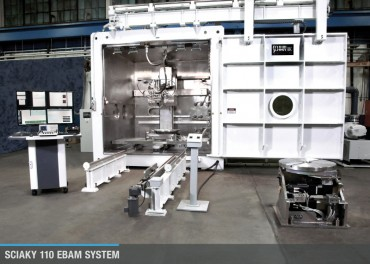Sciaky Receives Order for Multiple Electron Beam Additive Manufacturing (EBAM®) Systems to Strengthen America's Defense and Power Generation Programs