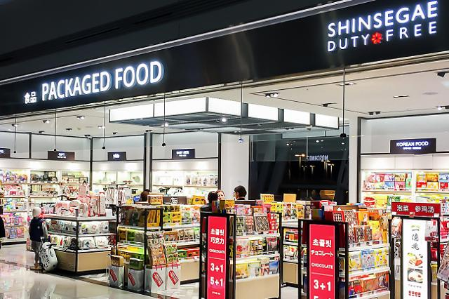 Survey of Tourists' Top Buys in Airport Duty Free Shops