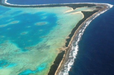 Korea Helps Find Solution to Sinking Island State, Tuvalu