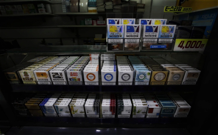 Cigarette Ads Influence Impulsive Purchases