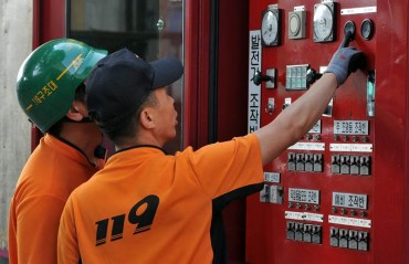 Tax Helps Boost Firefighting Efforts