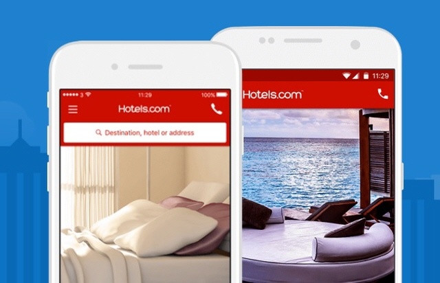 Hotels.com App Wins 2018 MediaPost Appy Award in Travel & Tourism Category
