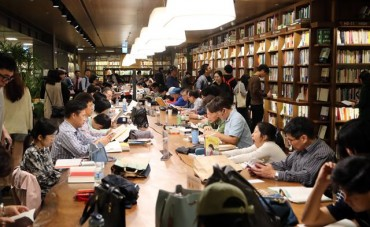 Online Book Sales Outstrip Offline Sales Due to 'Untact' Consumption