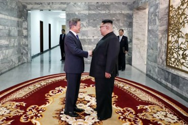 In Another Dramatic Twist, Leaders of Divided Koreas Hold Surprise Meeting