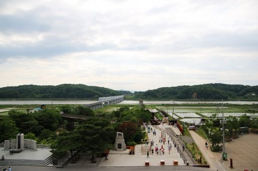 Panmunjom the Latest Tourist Hotspot