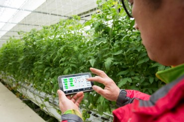 """Smart"" Farms Increase in Number"