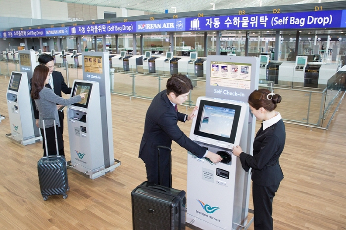 Gimpo Airport to Introduce Self Bag Drop Service