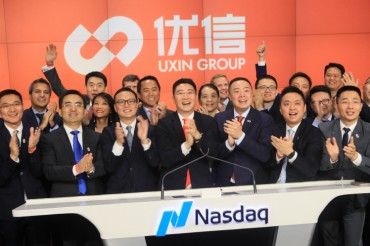 Nasdaq Welcomes Uxin, Ltd. (Nasdaq: UXIN) to the Nasdaq Stock Market
