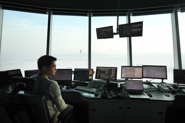Air Traffic Controllers Suffer from Depression and Stress