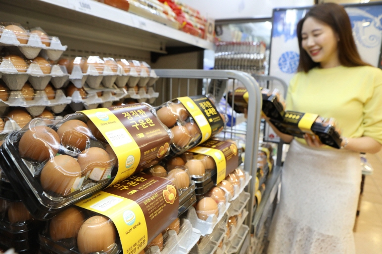 Raw Eggs Upstaged by Ready-to-eat Eggs