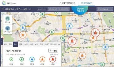 Gov't Promotes Crime Map
