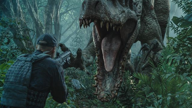 Jurassic Film Breaks Box Office Record on Opening Day