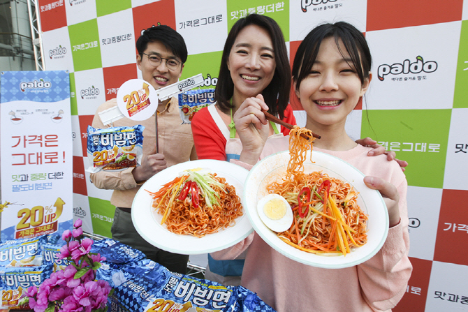 Food Companies Get Ready with Summer Noodles