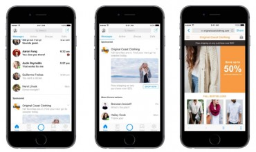 Facebook Messenger Gains More Teen Users