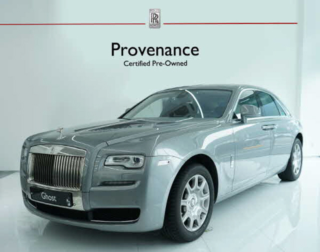 Rolls-Royce Motors to Launch Used Car Program
