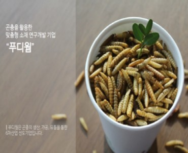 Gov't Supports Pet Food Made of Insects