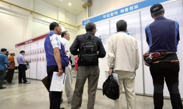 Six out of 10 Elderly S. Koreans Wants to Work Until 73: Data