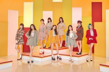 TWICE to Roll out First Full-length Album in Japan