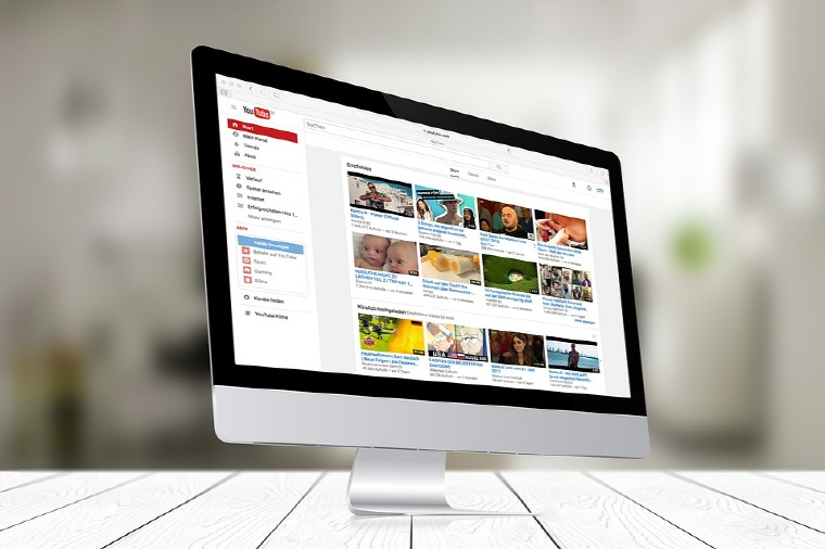 Books that discuss YouTube video editing techniques were listed on this year's bestseller list. (image: Pixabay)