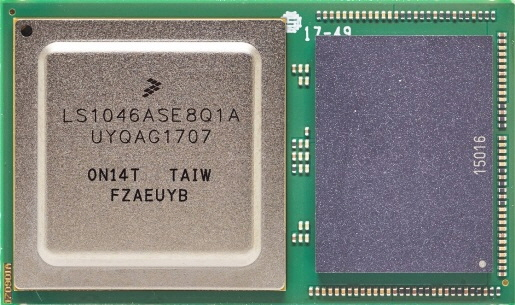 Teledyne e2v has announced the QLS1046-4GB, the next module to join what has become an established line of computing modules. (image: Teledyne e2v)