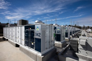 Use of Energy Storage Systems Increases Dramatically