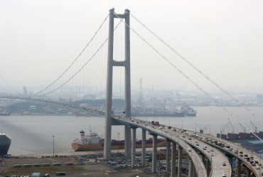 Police Ask Taxi Drivers to Refuse Passengers from Stopping at Ulsan Bridge After Suicides