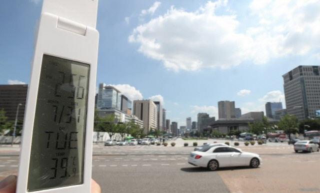 Seoul Logs Second-Highest Summer Temperature on Record