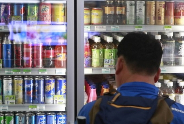Energy Drinks Gaining Popularity Among S. Koreans in Their 40s and Older