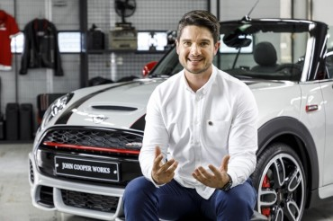 BMW Adds Mini JCW Models to Boost Sales in S. Korea