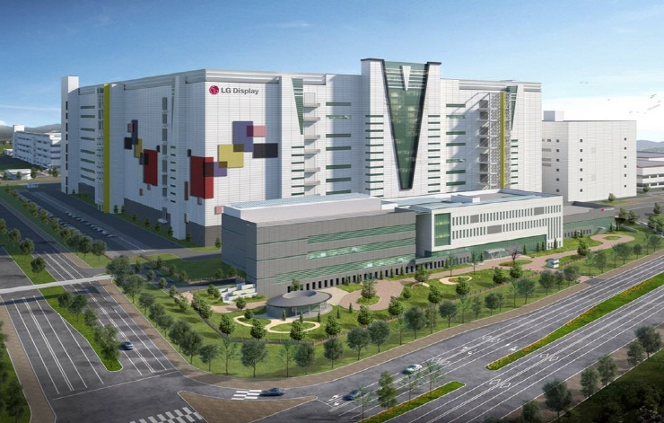 LG Display Wins Beijing's Nod to Build OLED Plant in China